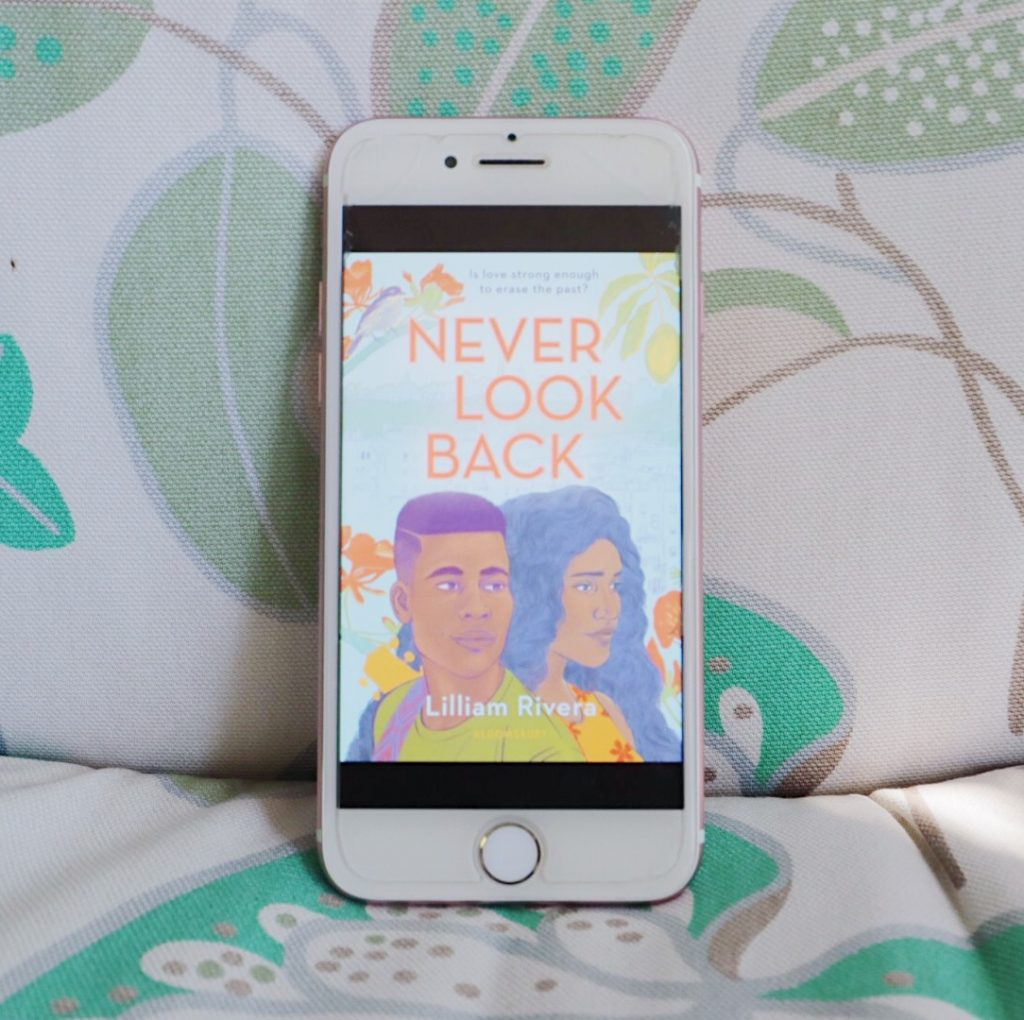book review never look back