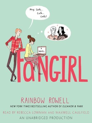book cover fangirl