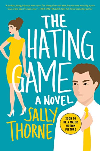 book cover the hating game