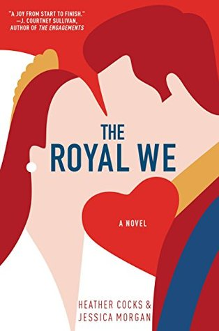 book cover the royal we