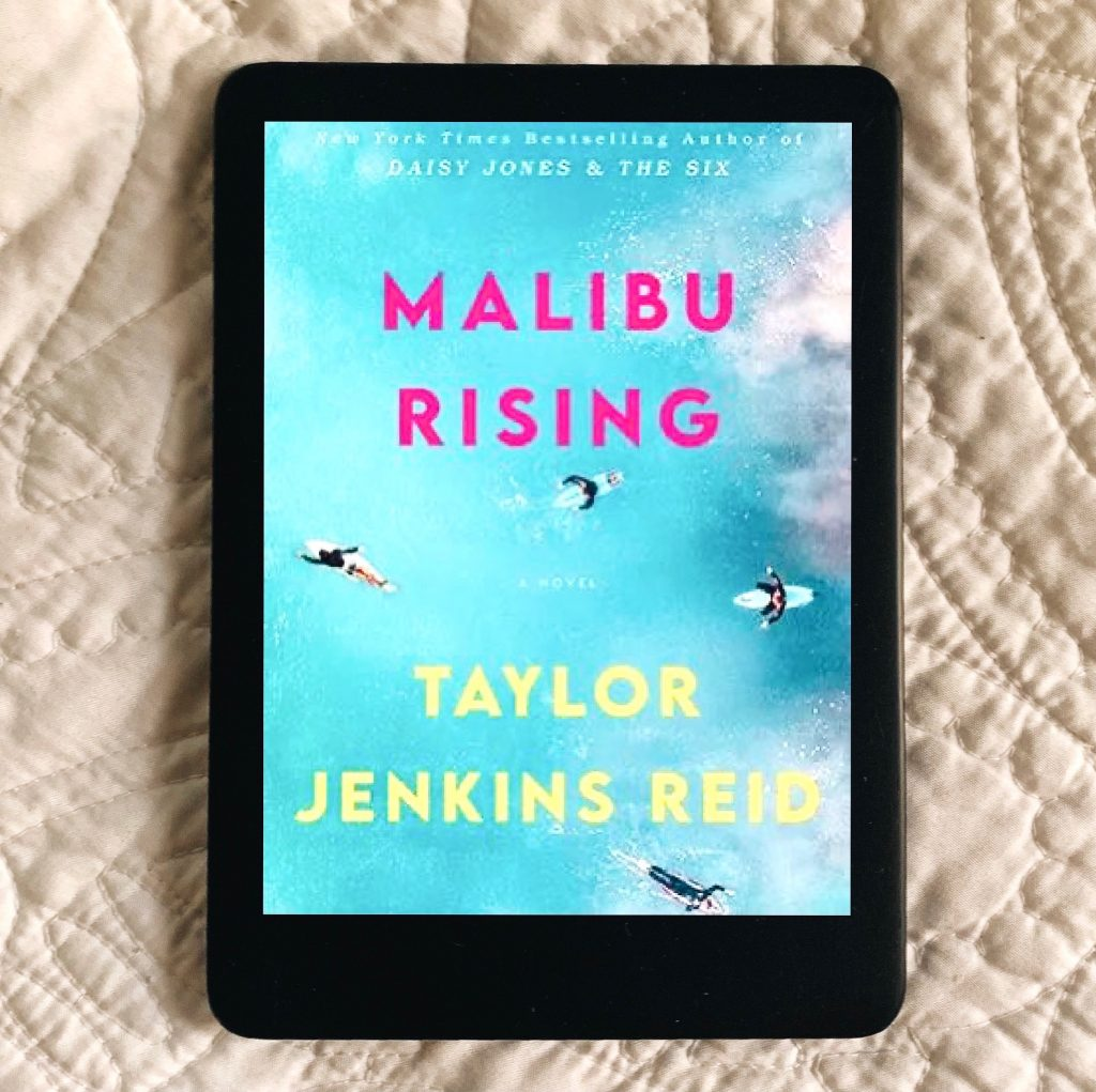 Malibu Rising Taylor Jenkins Reid