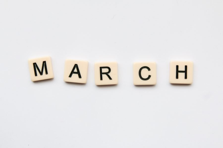 Monthly Bookish Wrap Up: March 2021