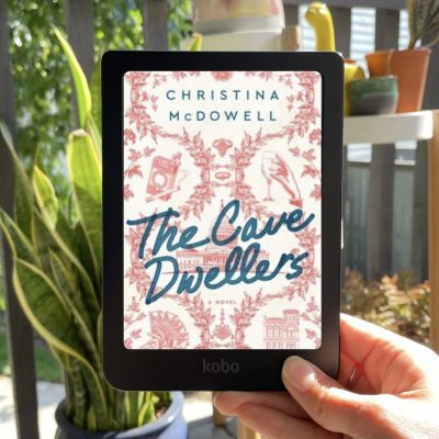 Book Review: The Cave Dwellers by Christina McDowell